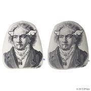 D*Face�ʥǥ������ե�������:Beethoven Plush Cushion 1��ñ��