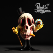 Rockin' Jelly Bean(ロッキンジェリービーン)  Freaky Monsters Village:Mr.Death 2nd