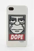 OBEY/Shepard Fairey x The Simpsons�ʥ��٥�x����ץ��󥺡ˡ�DOPE��iPhone������4/4S��