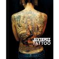 JUXTAPOZ(ジャクスタポズ) Tattoo(タトゥー) ハードカバーブック