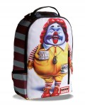 Ron English x Sprayground�ʥ�󡦥��󥰥�å���ߥ��ץ졼���饦��ɡˡ�MC Supersized���Хå��ѥå�