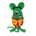 Rat Fink/Ed Roth�ʥ�åȥե���/���ɡ��?�ˡ�8��������եӥե����奢�������������