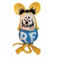 Rat Fink/Ed Roth�ʥ�åȥե���/���ɡ��?�ˡ�8��������եӥե����奢�������?