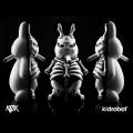 Frank Kozik x Kidrobot��Skelton Labbit�ʥ�����ȥ�ӥåȡˡ�Frightmare Edition