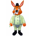 Frank Kozik x BlackBook Toy(フランク・コジック×ブラックブックトイ):A Clockwork Carrot 11インチフィギュア SDCC GID Ver