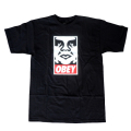 OBEY/Shepard Fairey �ʥ��٥��ˡ�ICON FACE�ʥ�������ե������ˡ�T�����BK