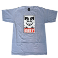 OBEY/Shepard Fairey �ʥ��٥��ˡ�ICON FACE�ʥ�������ե������ˡ�T����� �إ���GY