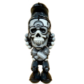 "David Flores x HellFire Canyon Club x BlackBook Toy:Deathead S'murks ""Dark"" Mintyfresh Exclusive"