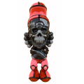 "David Flores x HellFire Canyon Club x BlackBook Toy:Deathead S'murks ""Evil"" DeKorner Exclusive"