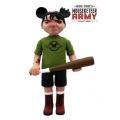 Bob Dob x 3D Retro�ʥܥ֡��ɥ֡�3D��ȥ�� Mouseketeer Army�ʥޥ������������������ߡ���: Wil�ʥ������