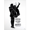 Parra�ʥѥ�� Drinking the Drink�����륯�������ݥ�����