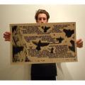 Mike Giant x Sean Desmond(マイク・ジャイアント x ショーン・デズモンド) The Tenderloin Project Tokyo シルクスクリーンポスター