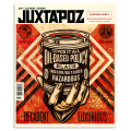 JUXTAPOZ(ジャクスタポズ) 2014 June #162 SHEPARD FAIREY