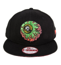 Mishka x Lamour Supreme�ʥߥ���x��⥢������ץ꡼���:Keep Watch�ʥ����ץ����å��� New Era 9FIFTY ���ʥåץХå�����å�BK