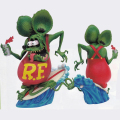 Rat Fink/Ed Roth�ʥ�åȥե���/���ɡ��?�ˡ�Surfs Up!�ʥ����ե��åסˡ����եӥե����奢