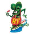 Rat Fink/Ed Roth�ʥ�åȥե���/���ɡ��?�ˡ�Surfs Up!�ʥ����ե��åסˡ����եӥե����奢