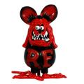 Rat Fink/Ed Roth�ʥ�åȥե���/���ɡ��?�ˡ�8��������եӥե����奢��RED
