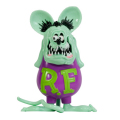 Rat Fink/Ed Roth�ʥ�åȥե���/���ɡ��?�ˡ�8��������եӥե����奢��Jade Green