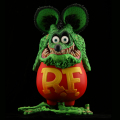 Rat Fink/Ed Roth�ʥ�åȥե���/���ɡ��?�ˡ�Standard Edition 9��������եӥե����奢