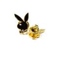 Good Worth&Co. x Playboy�ʥ��åɥ��&Co. x �ץ쥤�ܡ����� Rabbit Head Pin