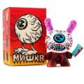 Mishka x Kidrobot (ミシカxキッドロボット):Mishka Dunny 3インチ 1個単位