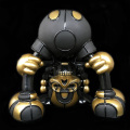 David Flores x HellFire Canyon Club x BlackBook Toy:Kiss My Ass Stay Gold edition