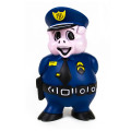 Good Worth&Co.�ʥ��åɥ��&Co.�� Officer Dick Squeaker Dog Toy