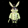 Frank Kozik x BlackBook Toy:A Clockwork Carrot Lil Alex 11������ե����奢 Graveyard Edition