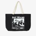 OBEY/Shepard Fairey x Bad Brains(オベイxバッドブレインズ) PMA Photo トートバッグ
