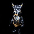 Frank Kozik x BlackBook Toy:A Clockwork Carrot Lil Alex 11������ե����奢 Thug Life Edition