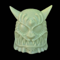 Jeff Soto x BlackBook Toy(ジェフ・ソート) NekoFukurou(ネコフクロウ) GID