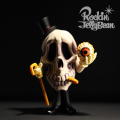 Rockin' Jelly Bean(ロッキンジェリービーン)  Freaky Monsters Village:Mr.Death 1st