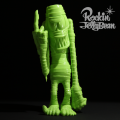 Rockin' Jelly Bean(ロッキンジェリービーン)  Freaky Monsters Village:Mummie Man GR