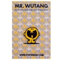Jeroen Huijbregts x Stupid Crap:Mr.Wutang ピンズ