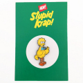 Jeroen Huijbregts x Stupid Krap:Big Lisa ピンズ