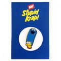Jeroen Huijbregts x Stupid Krap:Marge Monster ピンズ