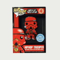 Special Ed Toys:Hip Pop! Trooper ピンズ