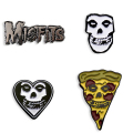 Misfits x Yesterdays Co: pin
