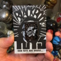 David Flores x BlackBook Toy:BBT Skull Pin