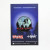 Special Ed Toys:Alien vs Predator Moon edition ピンズ