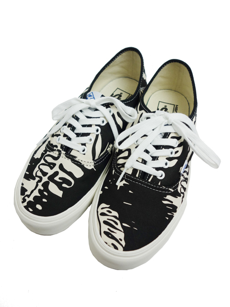 VANS SURF AUTHENTIC SF (JOEL TUDOR) BLACK