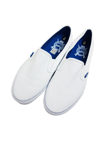 VANS SURF Slip-On SF (B.MARSH) WHITE