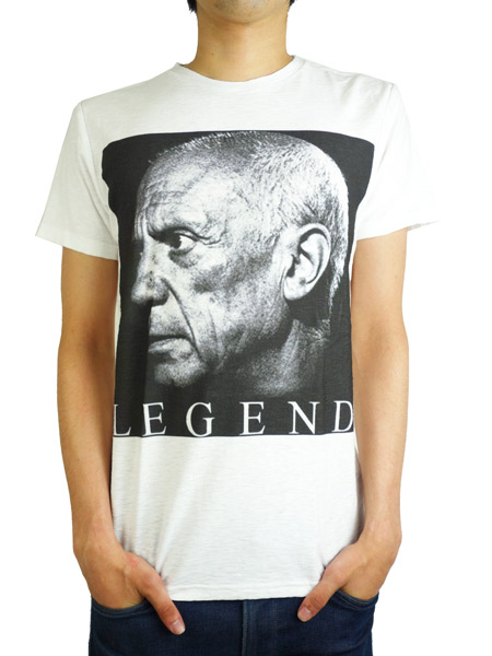 Rolland Berry LEGEND TEE White