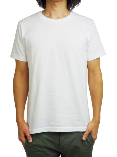 Toecutter Regular Tee WHITE