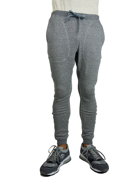 Battalion RIB Sweat Pants GRAY