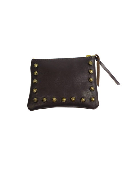 Pouch Wallet All Umbrella Brown
