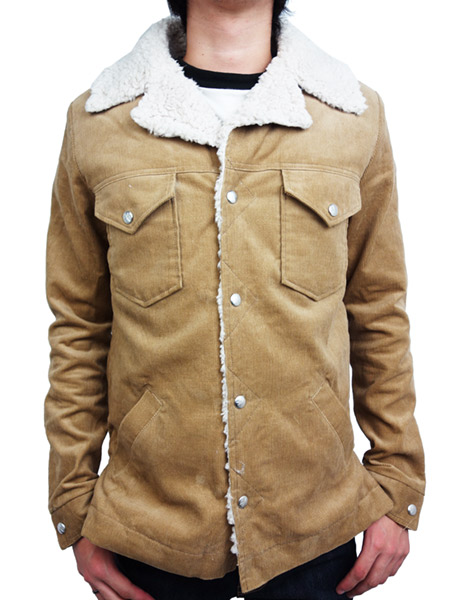 Battalion Ranch Jacket BEIGE