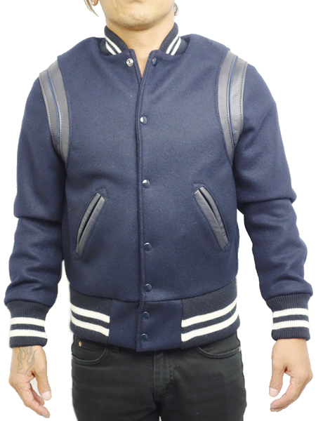 SKOOKUM AWARD JACKET NAVY