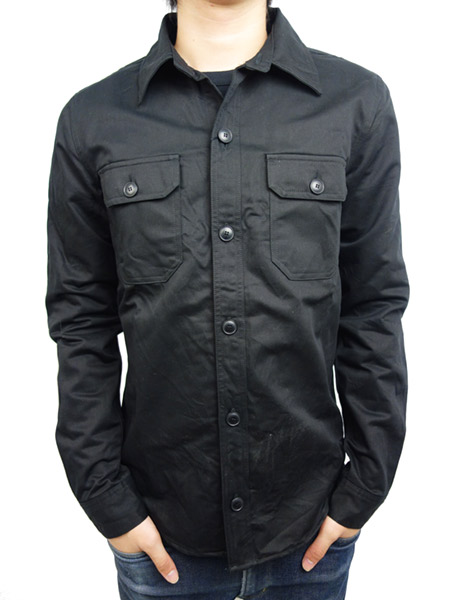 VBattalion U.S Utility Stretch Shirts Black