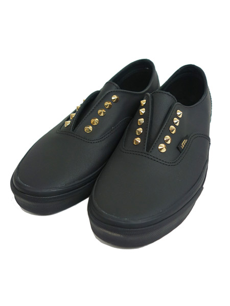 VANS CLASSICS Authentic GORE(Studs) Black